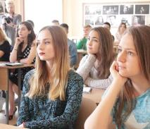 ЗНАЙОМСТВО З МАЙСТРАМИ ТА ВИКЛАДАЧАМИ ФКіТБ - 2016